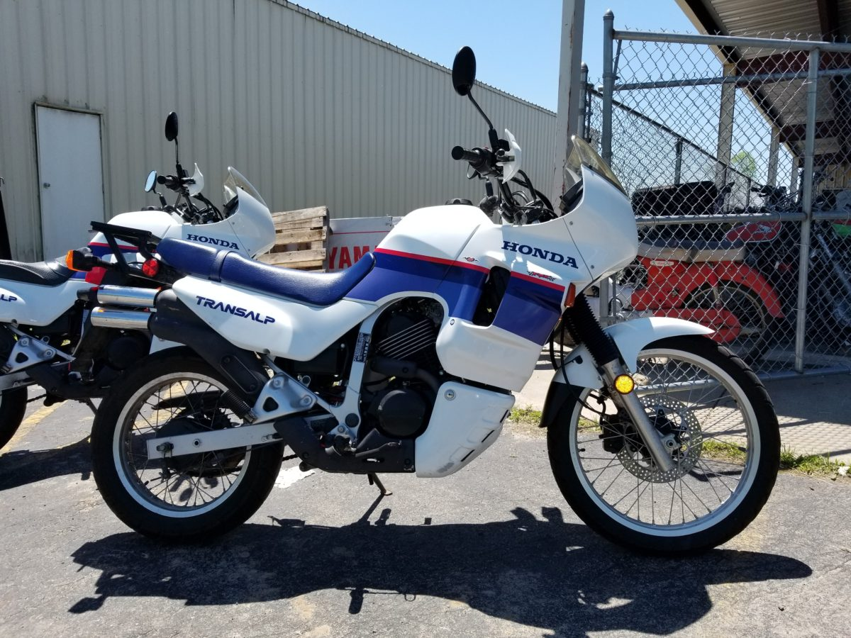 USED 1989 Honda Transalp