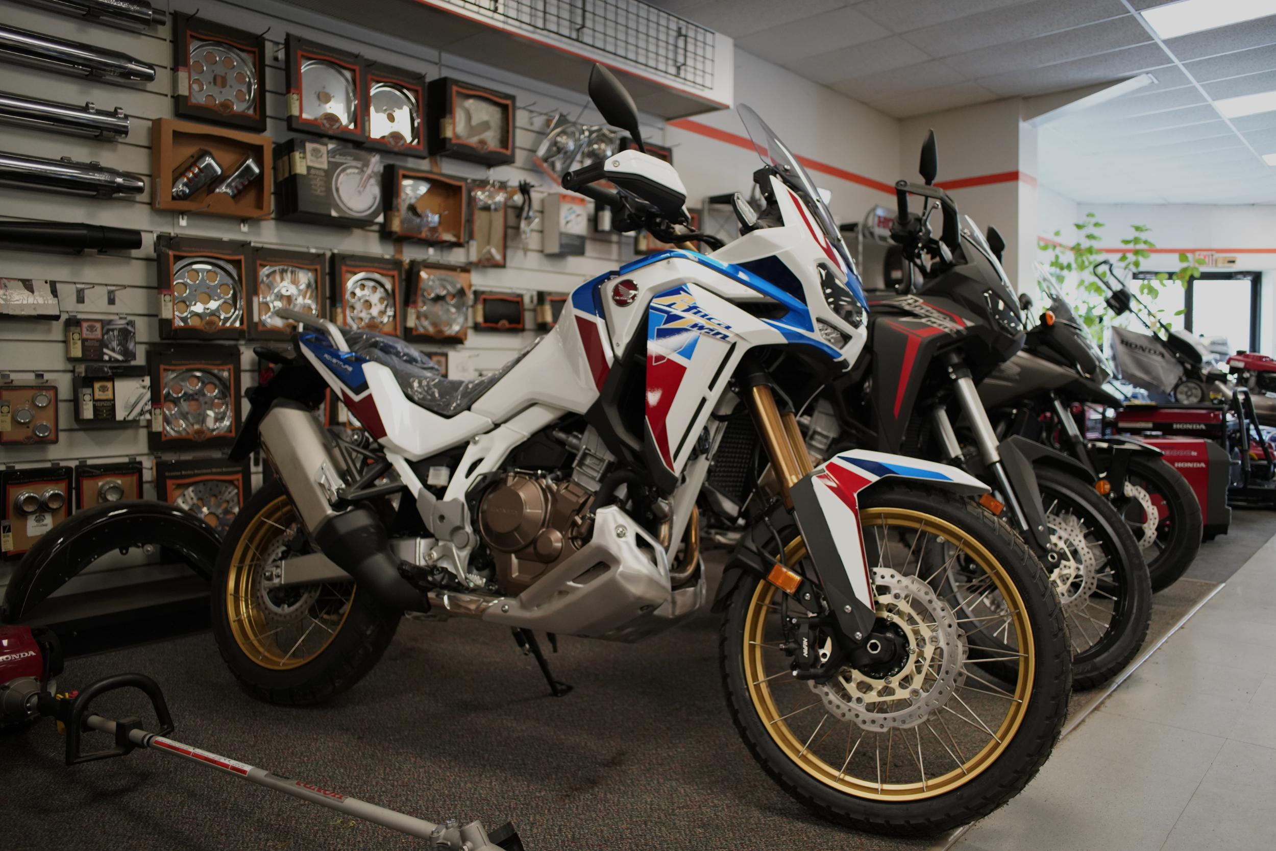 New 2020 Honda CRF1100