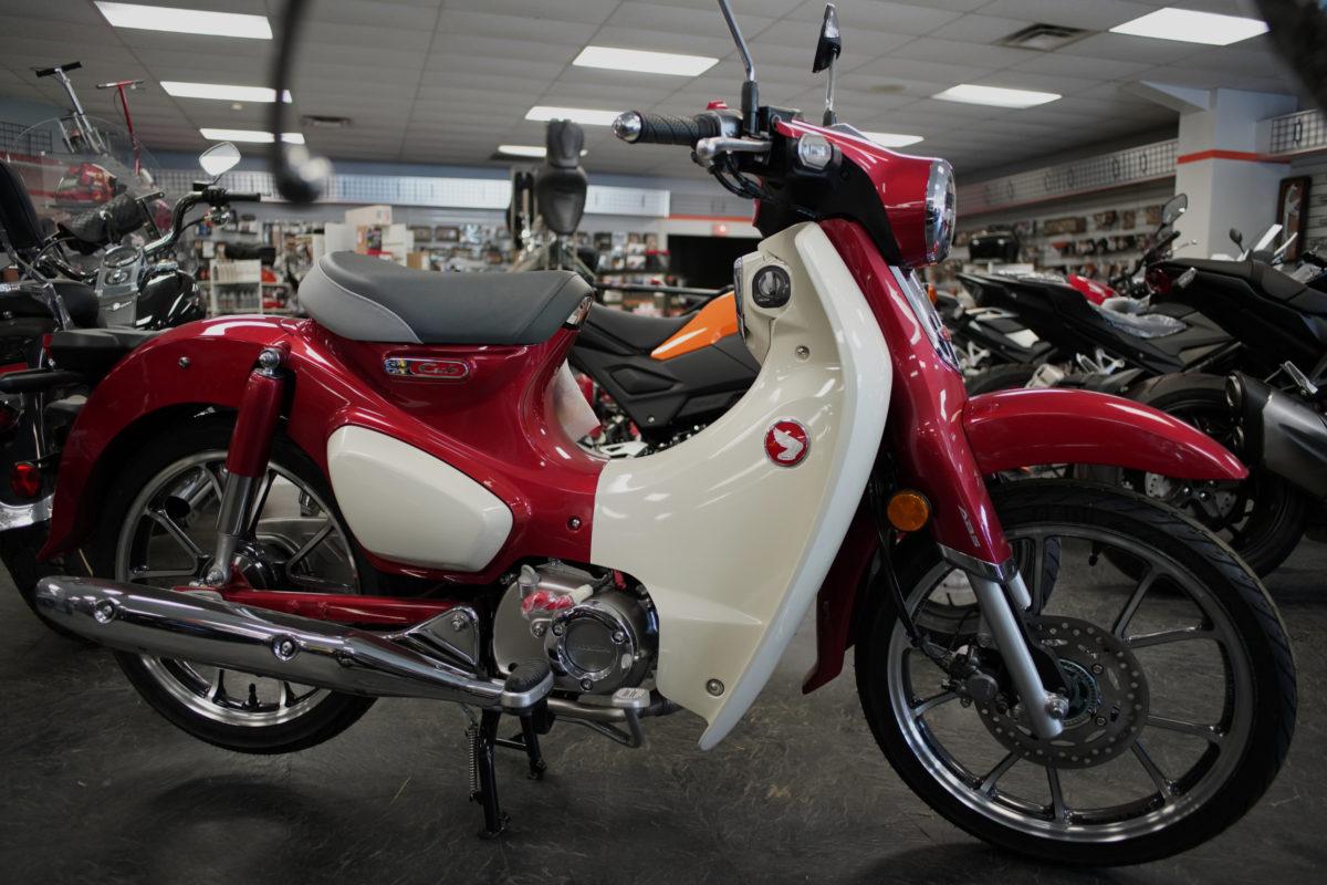New 2020 Honda Super Cub