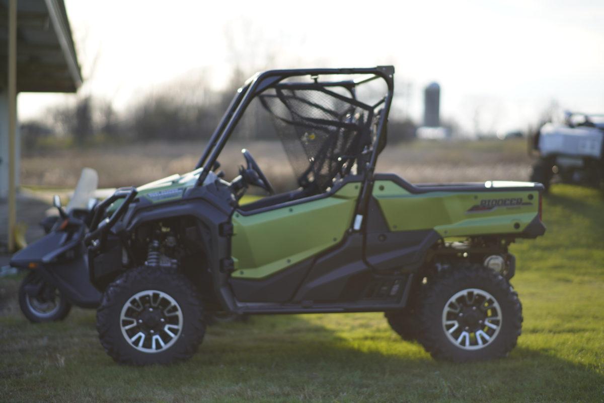 2021 Honda Pioneer 1000 3-Seater