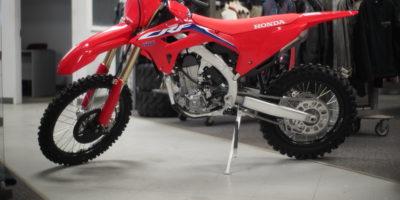 NEW 2021 Honda CRF450RX