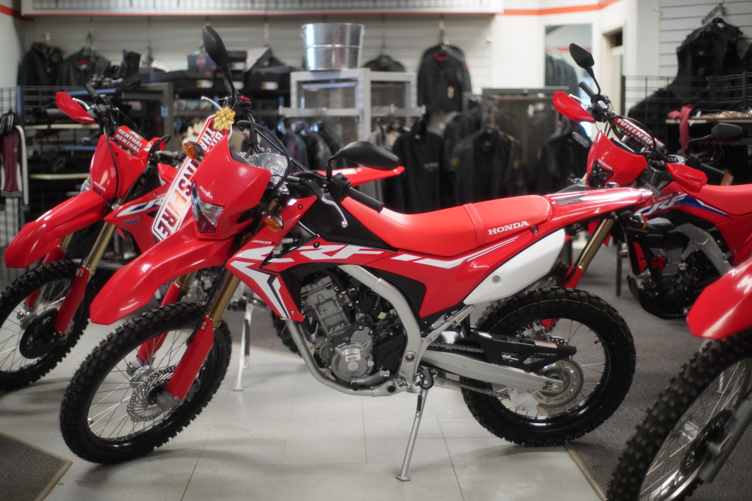 NEW 2020 CRF250L