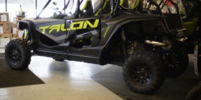 NEW 2021 Honda Talon-4