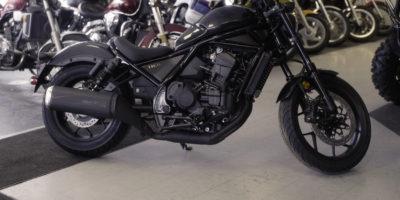 NEW 2021 Honda REBEL 1100