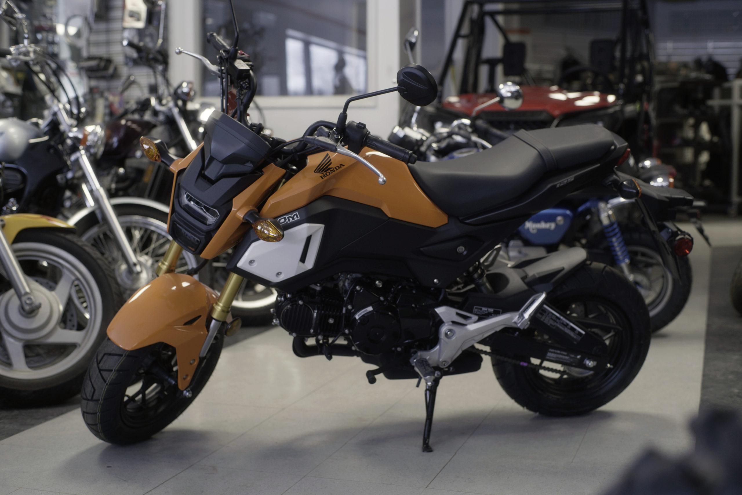 NEW 2020 Honda GROM 125cc