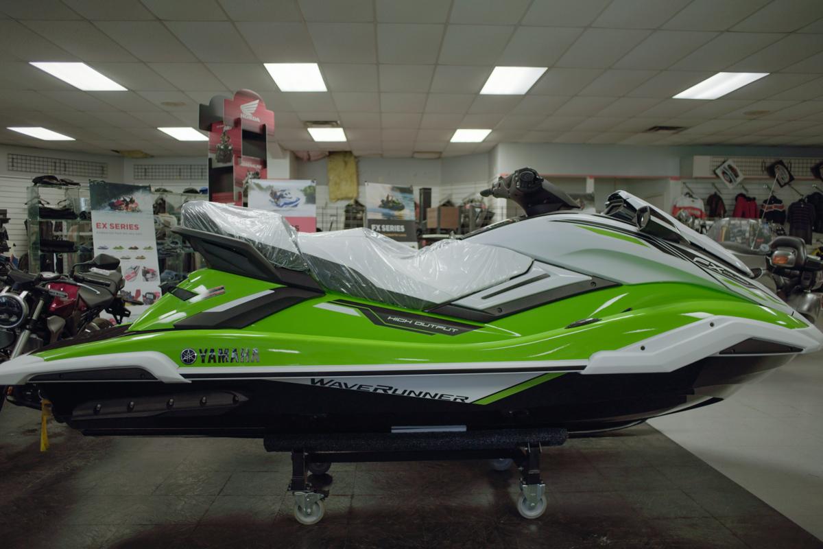 2021 Yamaha FB1800A-WA FX Cruiser HO