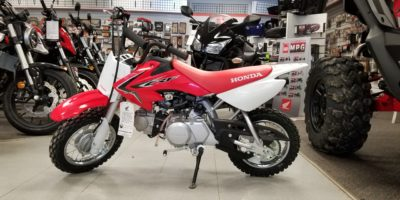New Honda CRF 50F