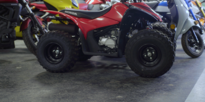 NEW 2021 Honda TRX90 ATV