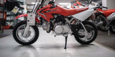NEW 2021 Honda CRF50 Dirtbike
