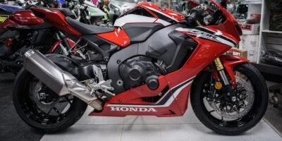 NEW 2021 Honda CBR1000RR