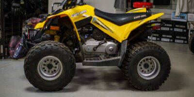 Can-Am DS 70 ATV