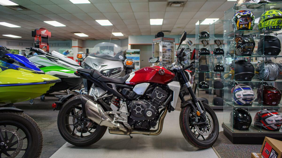 NEW 2019 Honda CB1000R